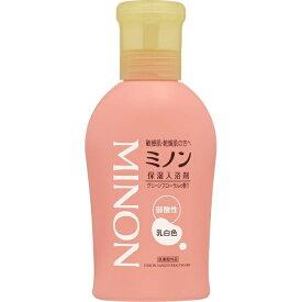 第一三共ヘルスケア DAIICHI SANKYO HEALTHCARE MINON(ミノン)薬用保湿入浴剤(480ml) [入浴剤]