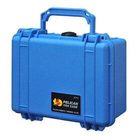 ペリカン Pelican 小型防水ハードケース 1150HK (ブルー)