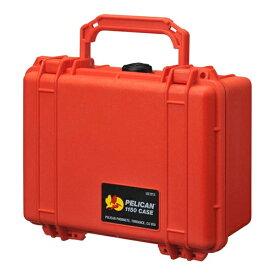 ペリカン Pelican 小型防水ハードケース 1150HK (オレンジ)