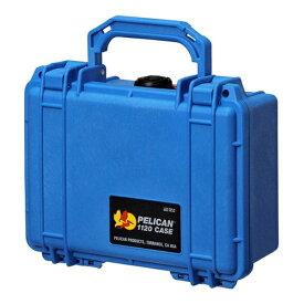 ペリカン Pelican 小型防水ハードケース 1120HK (ブルー)