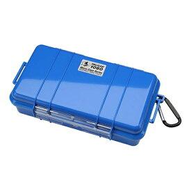 ペリカン Pelican 小型防水ハードケース 1060HK (ブルー)