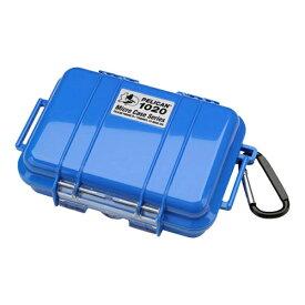 ペリカン Pelican 小型防水ハードケース 1020HK (ブルー)