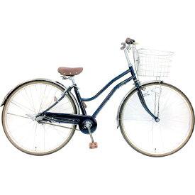 サイモト自転車 SAIMOTO 【ビックカメラグループオリジナル】27型 自転車 レセファロシティ(ネイビー/内装3段変速) CDA-W273R-HD-BAA-BC【組立商品につき返品不可】【point_rb】 【代金引換配送不可】