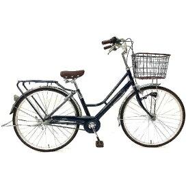 サイモト自転車 SAIMOTO 【ビックカメラグループオリジナル】26型 自転車 レセファロ(ネイビー/内装3段変速) FH-W263R-HD-BAA-BC【組立商品につき返品不可】【point_rb】 【代金引換配送不可】