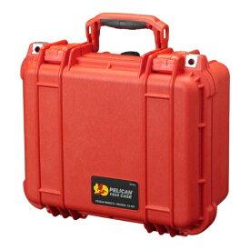ペリカン Pelican 小型防水ハードケース 1400HK オレンジ
