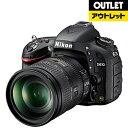 ニコン Nikon 【アウトレット品】デジタル一眼レフカメラ D610 [28-300VRズームレンズキット] ブラック【生産完了品…