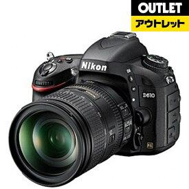 ニコン Nikon 【アウトレット品】デジタル一眼レフカメラ D610 [28-300VRズームレンズキット] ブラック【生産完了品】D61028300VRLKIT【kk9n0d46p】