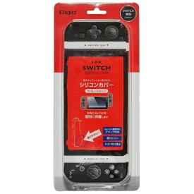 ナカバヤシ SWITCH用シリコンカバー分離型 ブラック SZC-SWI06BK[Switch]