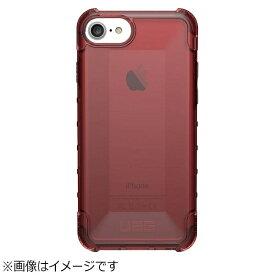 UAG URBAN ARMOR GEAR iPhone 8用 PLYO Case クリムゾン URBAN ARMOR GEAR UAG-RIPH78Y-CR