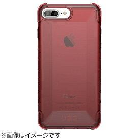 UAG URBAN ARMOR GEAR iPhone 8 Plus用 PLYO Case クリムゾン URBAN ARMOR GEAR UAG-RIPH78PLSY-CR