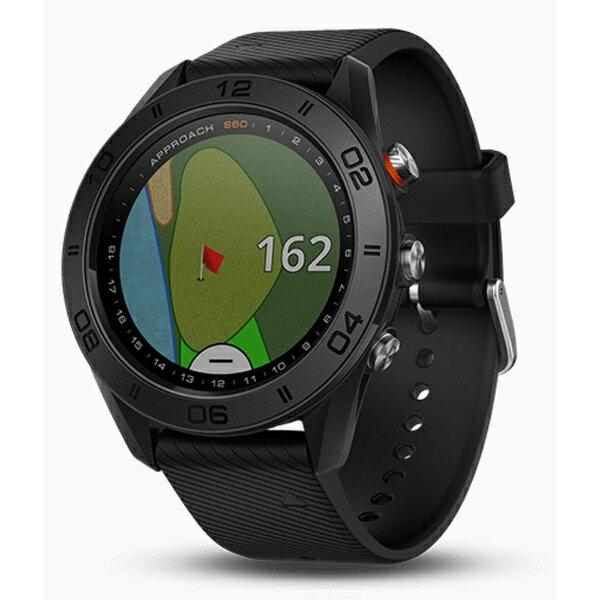 GARMIN ガーミン GPS ゴルフナビゲーション Approach S60 Black 100170220[100170220APPROACHS60]