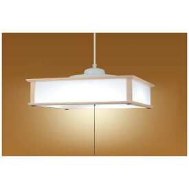 NEC エヌイーシー LED和風ペンダントライト (〜8畳) HCDB0857 昼光色[HCDB0857]