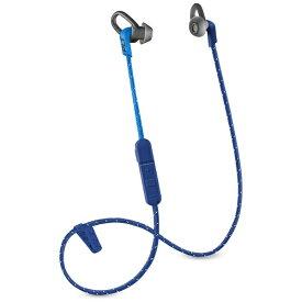 プラントロニクス PLANTRONICS bluetooth イヤホン カナル型 ダークブルー BACKBEATFIT305 [リモコン・マイク対応 /ワイヤレス(左右コード) /Bluetooth][BACKBEATFIT305BL]