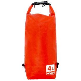 アーキサイト ARCHISITE Water Sports Dry Bag 両掛け対応頑丈・防水バック AM-BDB-RD04 レッド