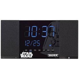 リズム時計 RHYTHM 掛置兼用時計 TOKIOTO(トキオト) DARTH VADER 8RDA71MC02 【代金引換配送不可】