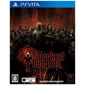 角川ゲームス KADOKAWA GAMES Darkest Dungeon【PS Vita】