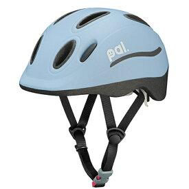 OGK 子供用ヘルメットPAL(ウォーターブルー/49〜54cm)