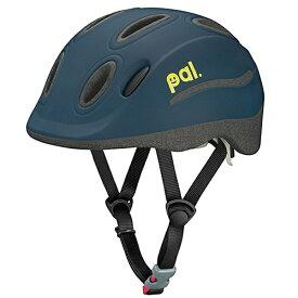 OGK 子供用ヘルメットPAL(ベリーネイビー/49〜54cm)