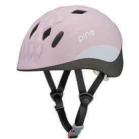 OGK オージーケー 子供用ヘルメットPINE(ラビットピンク/47〜51cm)