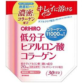 オリヒロプランデュ 低分子ヒアルロン酸コラーゲン袋 180g【rb_pcp】