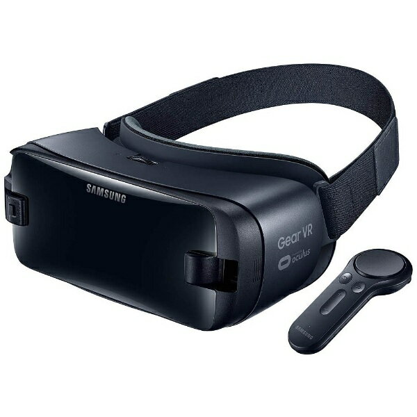 SAMSUNG サムスン Gear VR with Controller(New) SM-R325NZVAXJP Galaxy Note8 / S8 / S8+ / S7 / S7 edge / Note5 / S6 edge+ / S6 / S6 edge用[SMR325NZVAXJP]