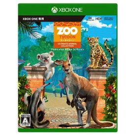 マイクロソフト Microsoft Zoo Tycoon:Ultimate Animal Collection【Xbox Oneゲームソフト】
