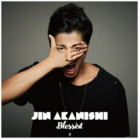 ユニバーサルミュージック 赤西仁/Blessed 初回限定盤B 【CD】