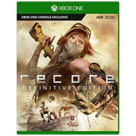 マイクロソフト Microsoft ReCore Definitive Edition【Xbox Oneゲームソフト】