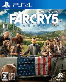 ユービーアイソフト Ubisoft ファークライ5【PS4】