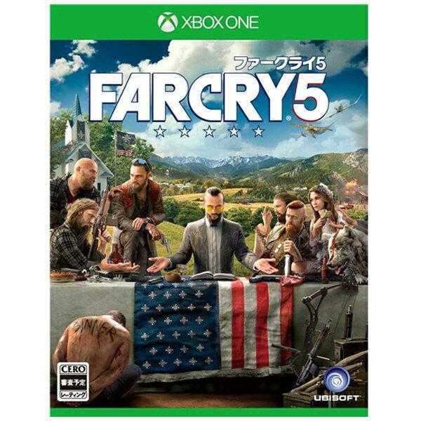 【送料無料】 ユービーアイソフト ファークライ5【Xbox Oneゲームソフト】