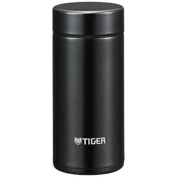 タイガー TIGER ステンレスボトル 「サハラマグ」(0.2L) MMP-J020-KP パウダーブラック