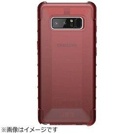 UAG URBAN ARMOR GEAR Galaxy Note8用 Plyo Case クリムゾン URBAN ARMOR GEAR UAG-GLXN8-YCR