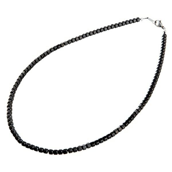 コラントッテ ネックレス LUCE(ブラック/Mサイズ) ABAPK01M【point_rb】