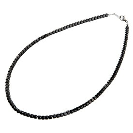 コラントッテ ネックレス LUCE(ブラック/Mサイズ) ABAPK01M