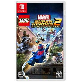 ワーナーブラザースジャパン Warner Bros. レゴ(R)マーベル スーパー・ヒーローズ2 ザ・ゲーム【Switchゲームソフト】