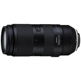 タムロン TAMRON カメラレンズ 100-400mm F/4.5-6.3 Di VC USD ブラック A035 [ニコンF /ズームレンズ][A035N_100_400DI_VC_U]