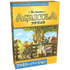 ホビージャパン Hobby JAPAN 【再販】アグリコラ:ファミリーバージョン 日本語版