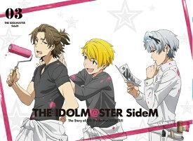 ソニーミュージックマーケティング アイドルマスター SideM 3 完全生産限定版 【ブルーレイ ソフト】 【代金引換配送不可】