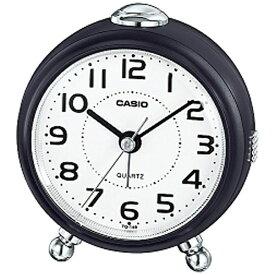カシオ CASIO 目覚まし時計 ダークブラウン TQ-149-5JF [アナログ]