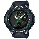 【送料無料】 カシオ Smart Outdoor Watch 「GPS搭載スマートウォッチ」 WSD-F20XBK