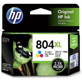 HP エイチピー T6N11AA 純正プリンターインク 804XL 3色カラー[T6N11AA]【wtcomo】