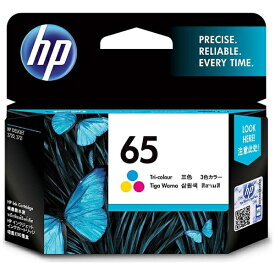 HP エイチピー N9K01AA 純正プリンターインク 65 3色カラー[N9K01AA]【wtcomo】