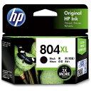 HP エイチピー T6N12AA 純正プリンターインク 804XL 黒[T6N12AA]【rb_pcp】