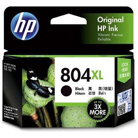 HP エイチピー T6N12AA 純正プリンターインク 804XL 黒[T6N12AA]【wtcomo】