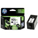 HP ヒューレット・パッカード T6M17AA 純正プリンターインク 905XL 黒[T6M17AA]【wtcomo】
