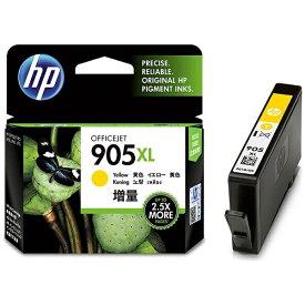 HP エイチピー T6M13AA 純正プリンターインク 905XL イエロー[T6M13AA]【rb_pcp】
