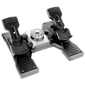 ロジクール Logicool ロジクール トーブレーキ搭載 プロ ラダーペダル シミューレーション コントローラー