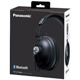 パナソニック Panasonic ブルートゥースヘッドホン マットブラック RPHTX80 [リモコン・マイク対応 /Bluetooth][RPHTX80B] panasonic