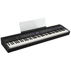ローランド Roland FP-60-BK 電子ピアノ ブラック [88鍵盤][FP60]