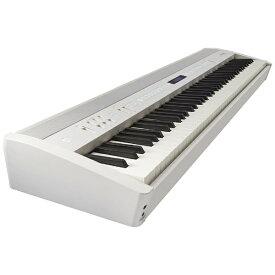 ローランド Roland FP-60-WH 電子ピアノ ホワイト [88鍵盤][FP60]